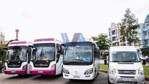 Cho thuê xe 30 chỗ đi hồ đại lải giá rẻ nhất Hà Nội